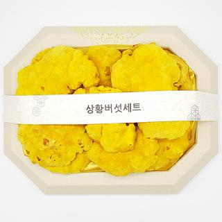 국내산 상황버섯(특)세트 250g [보자기포함]