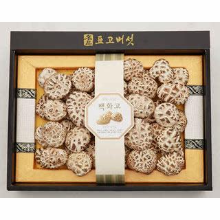 영동농협 표고버섯 백화고 세트 500g