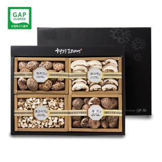 [형지 표고버섯 선물세트] 종합 4종 4호