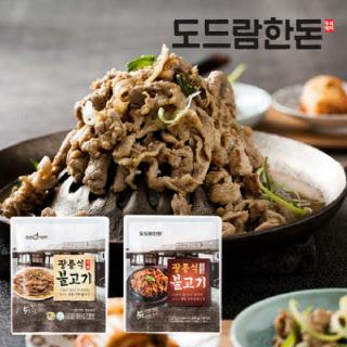 도드람 광릉식 직화/고추장 불고기 200g * 3팩