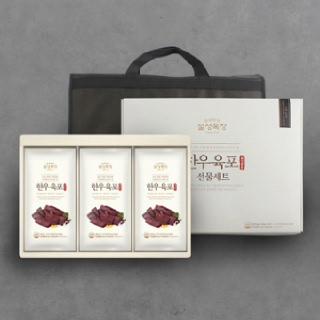 [설성목장] 명품 한우 육포 세트 (12개입)