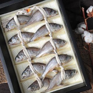 국산 천일염 법성포 영광굴비 명품오가 3호(10미,1.25kg내외,23cm내외)