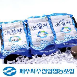 제주시수협 명품 제주 은갈치(상) 1호 1.5kg(500g*3팩)