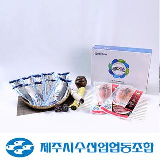 제주시수협 제주 옥돔&고등어 혼합 2호 2.04kg
