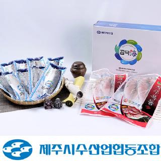 제주시수협 제주 옥돔&고등어(특대) 특선세트