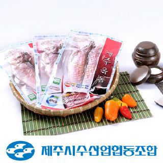 제주시수협 명품 제주 옥돔(대) 1호 180g x 5팩