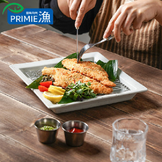 [프리미어] 가자미살 생선까스 커틀릿 550g x 2팩