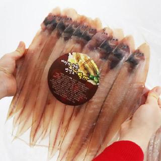 [착한어부] 반건조 박대 선물세트 1호 (700g내외 10미x2팩) / 총 20미