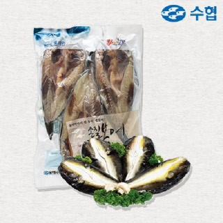 [동해시수협] 손질 복어 3미(1.5kg)