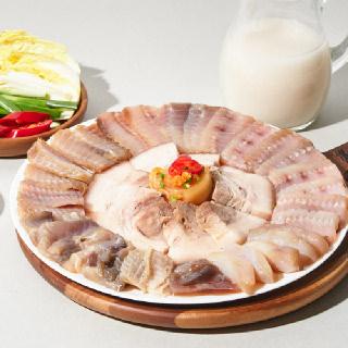 [삼삼해물X남도고향] 국내산 홍어 500g 1팩 (초고추장증정)