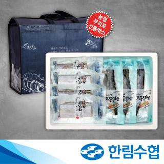 제주 한림수협 은갈치&고등어 실속 선물세트 2호