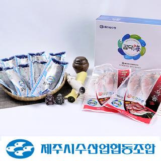 제주시수협 ]제주 옥돔&고등어 혼합 1호 1.65kg