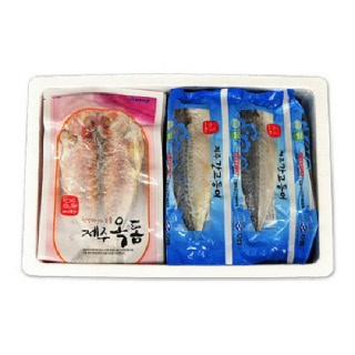 제주 옥돔고등어 알뜰세트(옥돔 1kg(130g*6~7팩), 손질고등어 600g*2팩)