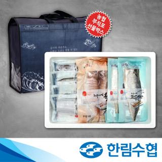제주 한림수협 갈치&옥돔&고등어 혼합 선물세트 2호