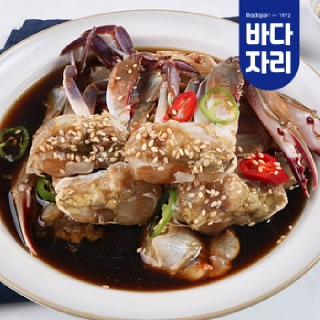 국산 꽃게로 만든 양념꽃게장 900g / 간장꽃게장 1.1kg