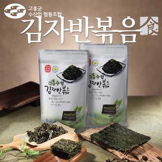 고흥군수협 김자반볶음 70g*10봉
