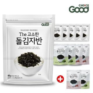 바다원 국산 초이스굿 김자반 40gX12봉 돌자반 김가루