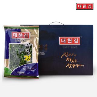 대천김 곱창김 16봉