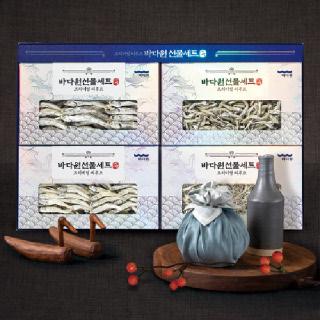정성 담은 멸치세트 2호