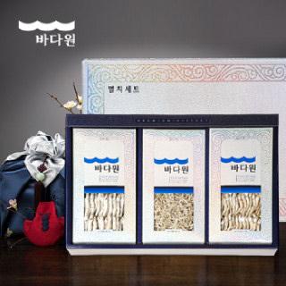 바다원 [명절선물세트] 멸치세트 2호