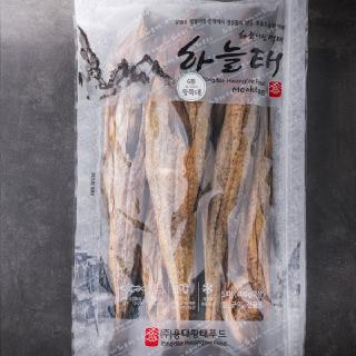 [하늘태]용대리먹태 6통(왕특대) 5미 49-53cm
