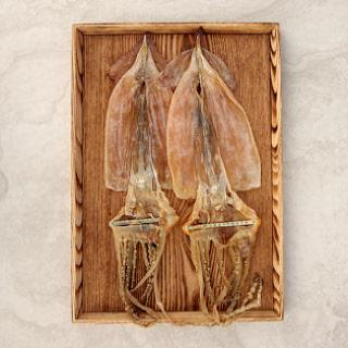 구룡포수협 해풍건조 동해안 실속 건오징어 4미(140g내외 x 2봉)