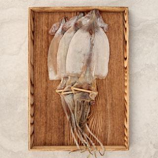구룡포수협 해풍건조 동해안 실속 반건오징어(피데기) 6미(170g x 2봉)