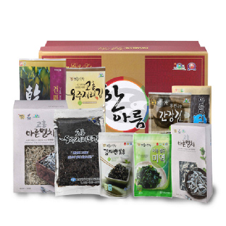 고흥군수협 한아름 건어물 선물세트 2호