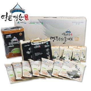 [해남군수협] 명품 해남김 세트 2호