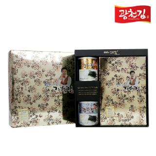 광천김 달인 김병만의 5호 선물세트