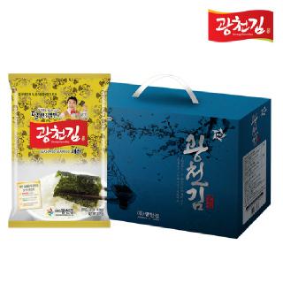 [5+1 행사] 광천김 달인 김병만의 광천김 30-1호 선물세트