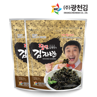 광천김 달인 김병만 김자반 60g x 5봉