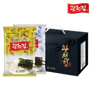 광천김 달인 김병만의 광천김 30-5호 선물세트