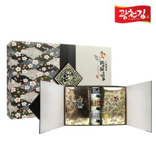 광천김 달인 김병만의 3호 선물세트