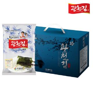 광천김 달인 김병만의 광천김 30-2호 선물세트