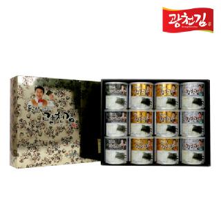 광천김 달인 김병만의 2호선물세트