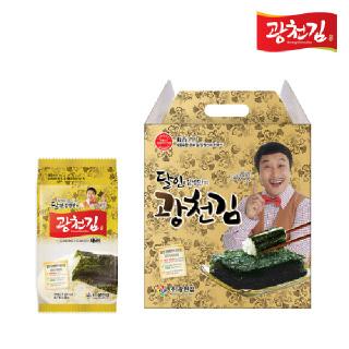 광천김 달인 김병만의 8호 선물세트