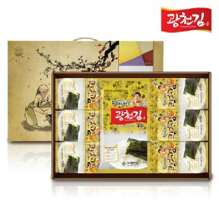 [광천김]달인 김병만의 실속형 명절선물세트 20-3호