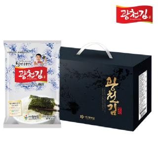 광천김 달인김병만의 선물세트 30-4호