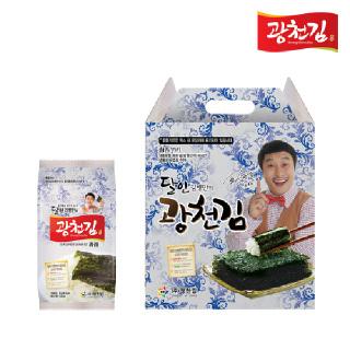 광천김 달인 김병만의 10호 선물세트