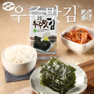 고흥군수협 고흥우주맛김(도시락김) 4g*24봉