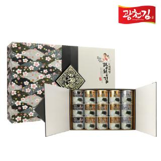 광천김 달인 김병만의 1호 선물세트