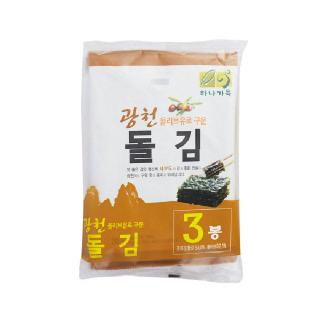 농협하나로마트  광천돌김(20g*3봉)