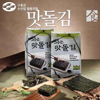 고흥군수협 고흥군 맛돌김 100매
