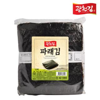 광천김 파래김 100매+100매 (총300g)