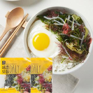 요리가 간편한 모듬 해초 샐러드 10팩