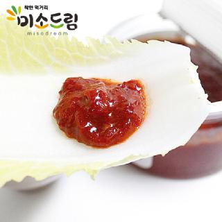 [미소드림] 국산 갈치속젓 600g