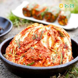 순천농협남도김치 포기김치(멸치젓) 10kg
