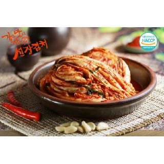 [무료배송!]선도농협선장김치 포기김치5kg