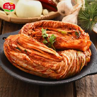 [국산 100%]농협 아름찬 포기김치 3kg